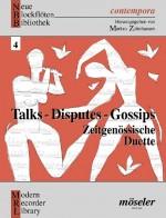 Talks - Disputes - Gossips