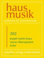 Viennese flute quintet D major