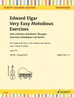 Very Easy Melodious Exercises