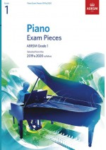 Piano Exam Pieces 2019 & 2020, ABRSM Grade 1, with CD - Selected from the 2019 & 2020 syllabus