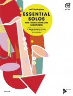 Essential Solos for Tenor  & Soprano Saxophone