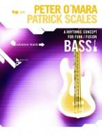 A Rhythmic Concept for Funk/Fusion Bass