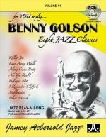 Aebersold 14 Benny Golson