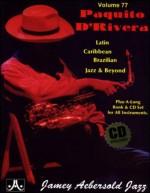 Aebersold 77 Paquito D' Rivera