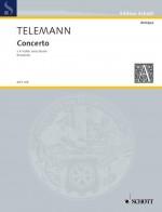 Concerto TWV 40:204