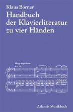 Handbuch der Klavierliteratur zu vier Händen