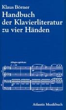 Handbuch der Klavierliteratur zu zwei und zu vier Händen