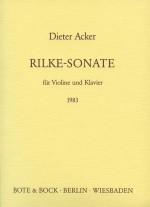 Rilke-Sonate