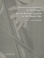Thumb Position Exercises for the Double Bass