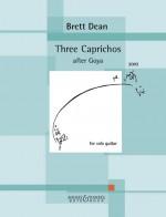 Three Caprichos after Goya