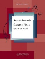 Sonate Nr. 2 für Viola und Klavier