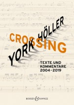 York Höller. Crossing