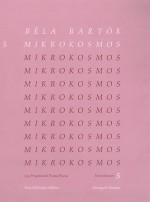 Mikrokosmos Vol. 5 Eng-Fr-Ger-Hun