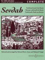 Sevdah - Vn (2 Vn) & Pf, Gtr ad lib.