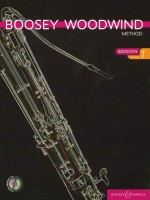 Boosey Woodwind Method Bassoon Vol. 1
