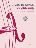 Grade by Grade - Double Bass Grade 4