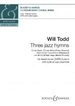 Three jazz hymns