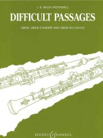 Difficult Passages oboe da cacc etc