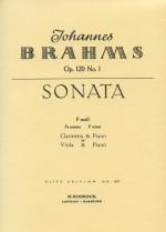 Sonata 1 In F Minor