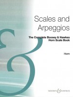 The Complete Boosey & Hawkes Horn Scale Book