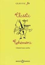Classic FM Book Classic Ephemera