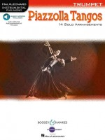 Piazzolla Tangos Trumpet