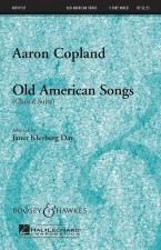 Old American Songs choral suite