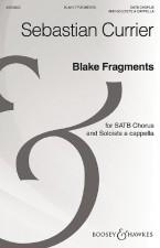 Blake Fragments