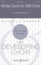 Holiday Carols for SAB Choirs