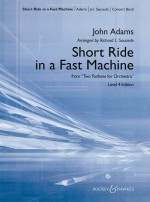 Short Ride in a Fast Machine (score)