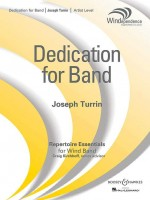 Dedication for Band