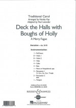 Deck the Halls with Boughs of Holly