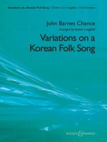 Variations on a Korean Folk Song