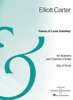 Poems of Louis Zukofsky
