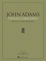 Violin Concerto (score)