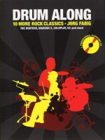Drum Along 2 - 10 more rock classics for Drums