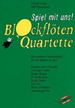 Blockflötenquartette