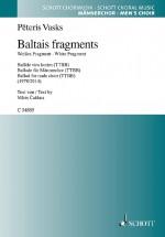 Baltais fragments
