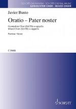 Oratio - Pater noster