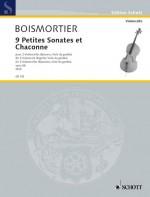 9 Petites Sonatas et Chaconne op. 66