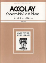 Concerto Nr. 1 a-Moll