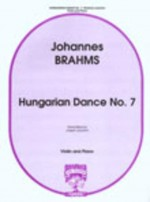 Ungarischer Tanz Nr.7