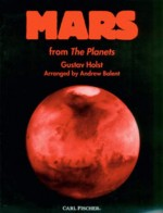 Mars, From The Planets - Band Set