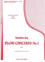 Klavierkonzert Nr.1 in  b-moll. Thema