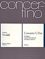 Concerto C major RV 472/PV 45 (score)