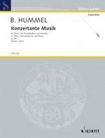 Konzertante Musik op. 86 (score)