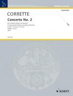 Concerto II A Major (score)