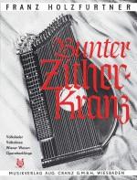 Bunter Zither-Kranz