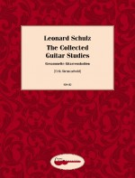 The Collected Guitar Studies