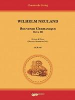 Souvenir Germanique pour piano et guitare